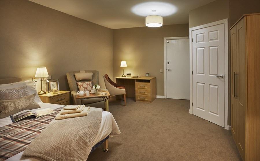 Pingley Court Bedroom